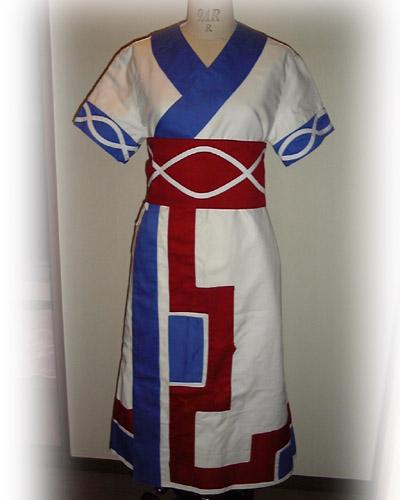 コスプレ衣装:ナコルル(リムルル)