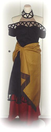コスプレ衣装:幻想水滸伝 リィナ