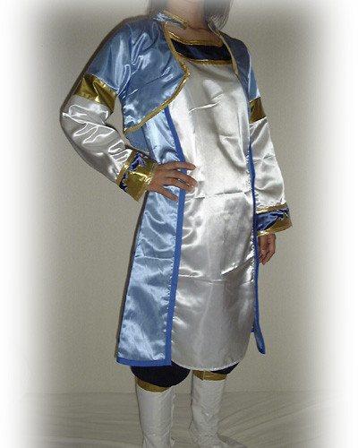 コスプレ衣装:アンジェリーク セイラン