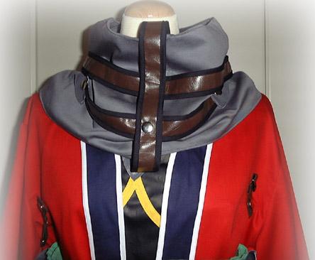 コスプレ衣装:FFX アーロン