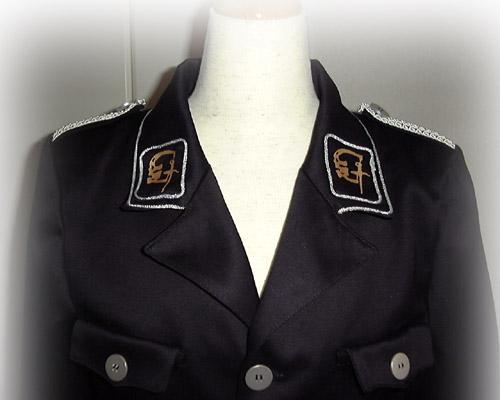 コスプレ衣装:Gacktさん 軍服