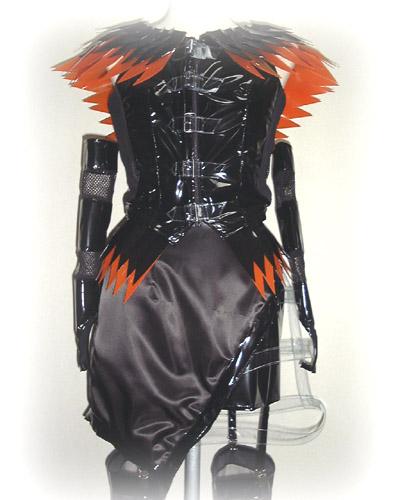 コスプレ衣装:Direngrey toshiyaさん