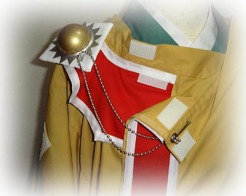コスプレ衣装:遙かなる時空の中で 藤原鷹通