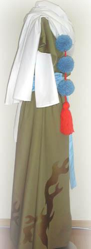コスプレ衣装:遙かなる時空の中で イサト