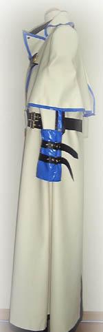 コスプレ衣装:ギルティギア カイ=キスク