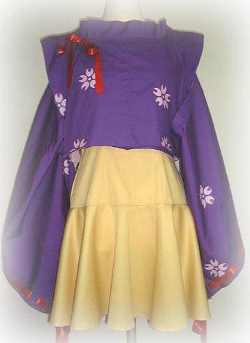 コスプレ衣装:遙かなる時空の中で 元宮あかね