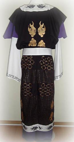 コスプレ衣装:東京魔神学園 九角天城