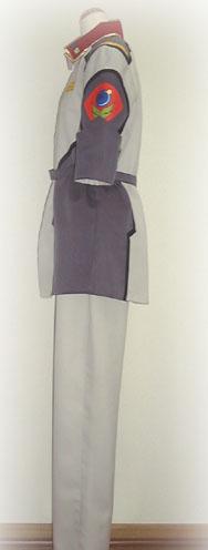コスプレ衣装:ガンダムSEED 地球連合軍 ムウ・ラ・フウガ