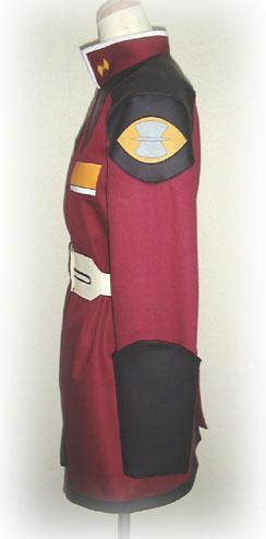 コスプレ衣装:ガンダムSEED イザーク・ジュール軍服