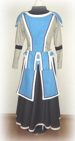 コスプレ衣装:幻想水滸伝 セラ