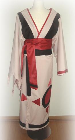 コスプレ衣装:ギルティギア バイケン