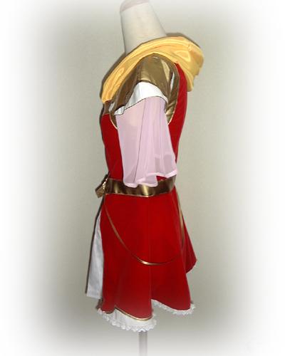 コスプレ衣装:アンジェリーク 天空の鎮魂歌版 コレット