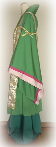 コスプレ衣装:遙かなる時空の中で 永泉
