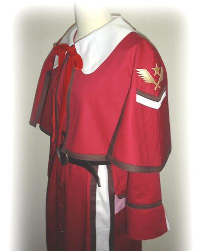 コスプレ衣装:アンジェリーク エトワール エンジュ