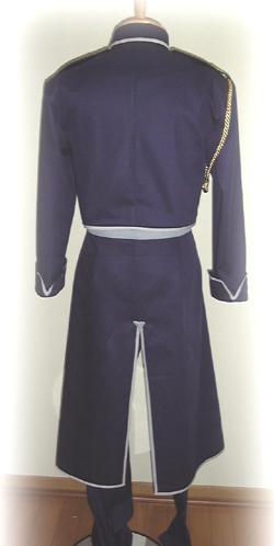 コスプレ衣装:鋼の錬金術師 軍制服
