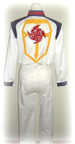 コスプレ衣装:サイバーフォーミュラ ランドル