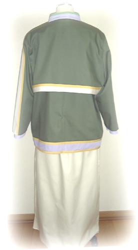コスプレ衣装:アンジェリーク ルヴァ