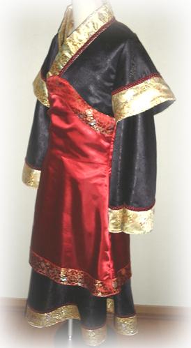 コスプレ衣装:十二国記 陽子