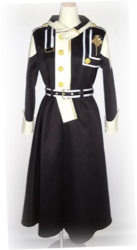 コスプレ衣装:D.Gray-man 団服