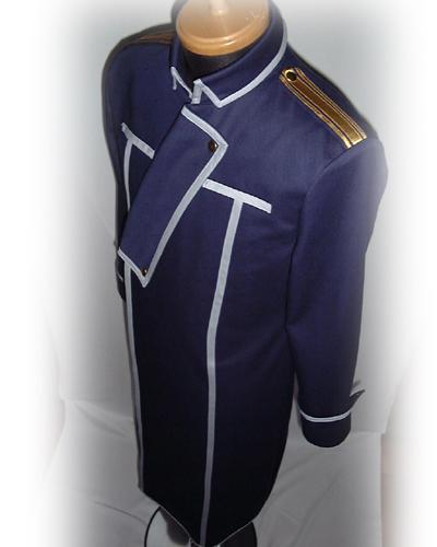 コスプレ衣装:鋼の錬金術師 軍制服正装