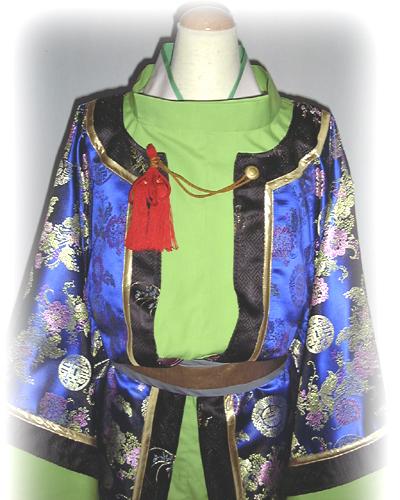 コスプレ衣装:遙かなる時空の中で2 藤原幸鷹