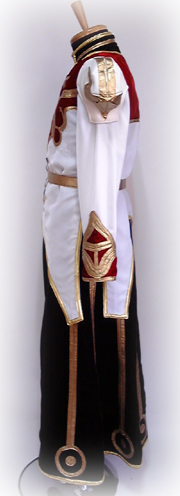 コスプレ衣装:ラグナロクオンライン ハイプリースト(special editon)