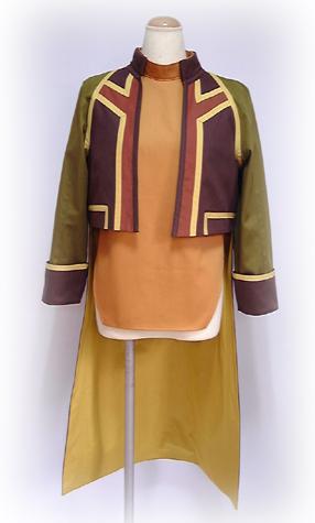 コスプレ衣装:幻想水滸伝 ルック