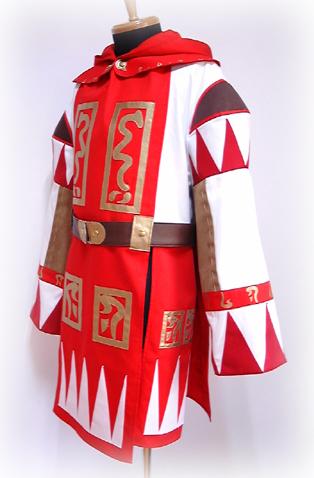コスプレ衣装:FF11 白魔導士