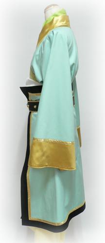 コスプレ衣装:遙かなる時空の中で3 成長前の白龍