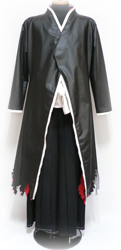 コスプレ衣装:ブリーチ-BLEACH- 黒崎一護(卍解後)