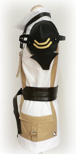 コスプレ衣装:ファイナルファンタジー13 FF13 主人公(ライトニング)