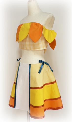 コスプレ衣装:オシャレ魔女ラブandベリー サン×2アイランド