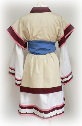 コスプレ衣装:うたわれるもの エルルゥ