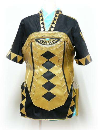コスプレ衣装:幻想水滸伝5 ミアキス