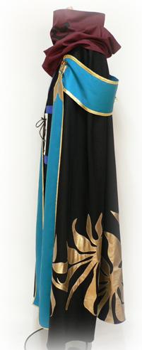 コスプレ衣装:遙かなる時空の中で リズヴァーン