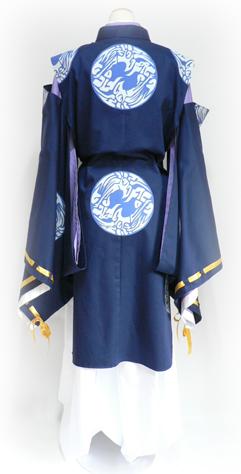 コスプレ衣装:遙かなる時空の中で 舞一夜 多季史