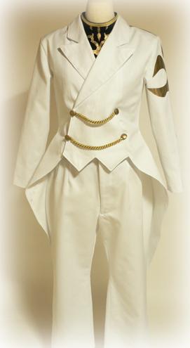 コスプレ衣装:コードギアスR2 ナイトオブスリー(ジノ・ヴァインベルグ)