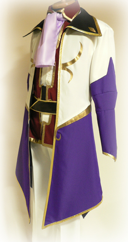 コスプレ衣装:コードギアスR2 ジェレミア