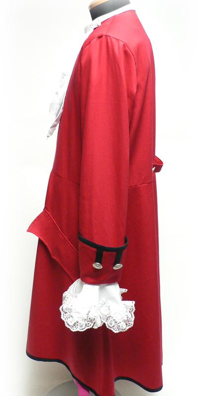 コスプレ衣装:ピーターパン フック船長2