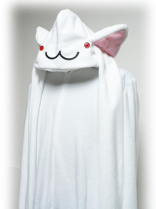 コスプレ衣装:魔法少女まどか☆マギカ キュゥべぇ