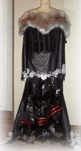コスプレ衣装:FFX ルールー