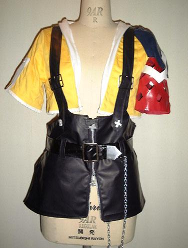 コスプレ衣装:FFX ティーダ
