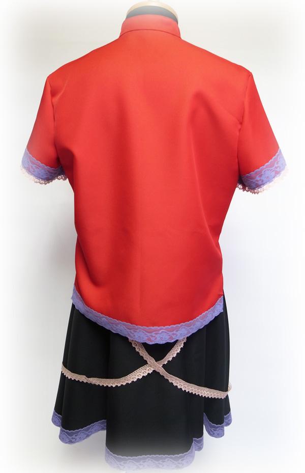コスプレ衣装:東方project 宮古芳香