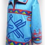 ディズニー衣装:ドナルドダック(サルードス・アミーゴ)