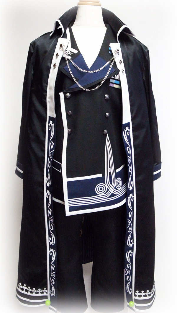コスプレ衣装:イケメン革命アリスと恋の魔法 レイ=ブラックウェル